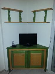 Intégration du meuble.