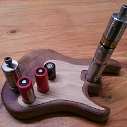 Support MOD 22mm personnalisé. Fender Vapo.